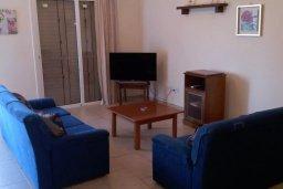 Гостиная. Кипр, Декелия - Ороклини : Двухэтажная вилла с двориком, 3 спальни, 3 ванные комнаты, Wi-Fi