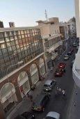 Вид. Кипр, Ларнака город : Апаратмент в центре Ларнаки с гостиной, отдельной спальней и балконом