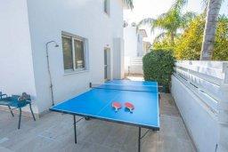 Территория. Кипр, Коннос Бэй : Прекрасная вилла с 3-мя спальнями, с бассейном и тенистой террасой с патио и барбекю