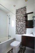 Ванная комната. Кипр, Пернера : Просторная вилла с бассейном и барбекю, 3 спальни, 2 ванные комнаты, парковка, Wi-Fi
