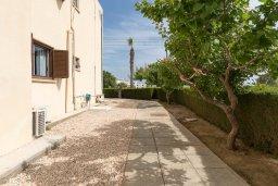 Туалет. Кипр, Декелия - Ороклини : Апартамент с гостиной, отдельной спальней и террасой