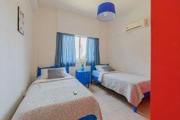 Спальня 2. Кипр, Декелия - Ороклини : Апартамент с гостиной, двумя спальнями и террасой с видом на море