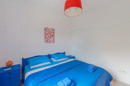 Спальня. Кипр, Декелия - Ороклини : Апартамент с гостиной, двумя спальнями и террасой с видом на море