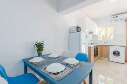 Кухня. Кипр, Декелия - Ороклини : Апартамент с гостиной, отдельной спальней и террасой