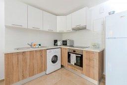 Кухня. Кипр, Декелия - Ороклини : Апартамент с гостиной, двумя спальнями, двумя ванными комнатами и террасой