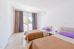 Спальня 2. Кипр, Декелия - Ороклини : Апартамент с гостиной, двумя спальнями, двумя ванными комнатами и террасой