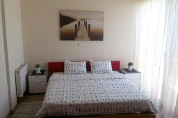 Спальня. Кипр, Гермасойя Лимассол : Прекрасный мезонет в комплексе с бассейном, 3 спальни, приватный дворик, парковка, Wi-Fi