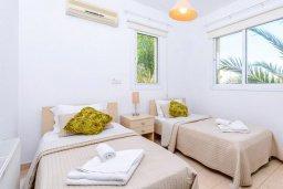 Спальня 3. Кипр, Пернера : Комфортабельная вилла с 3-мя спальнями, с бассейном и зелёным двориком с патио и барбекю
