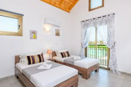 Спальня 2. Кипр, Ионион - Айя Текла : Прекрасная вилла с 2-мя спальнями, с бассейном, просторной верандой с патио и барбекю, расположена всего в нескольких шагах от красивой гавани Potamos