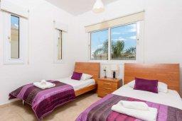 Спальня 2. Кипр, Каппарис : Уютная вилла с 2-мя спальнями, с бассейном и пышным садом с патио и барбекю