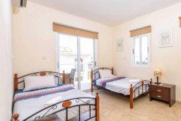 Спальня 3. Кипр, Каппарис : Прекрасная вилла с 4-мя спальнями, с бассейном и приватным двориком с беседкой и барбекю