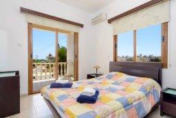 Спальня 2. Кипр, Нисси Бич : Роскошная вилла с 4-мя спальнями, с бассейном и большим приватным двориком с патио и барбекю