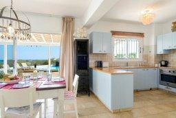 Кухня. Кипр, Каво Марис Протарас : Уютная вилла с 3-мя спальнями, с бассейном, тенистой террасой с патио и барбекю