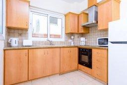 Кухня. Кипр, Коннос Бэй : Превосходная вилла с 3-мя спальнями, с бассейном и солнечной террасой с патио и барбекю