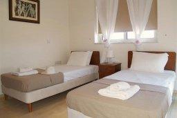 Спальня 2. Кипр, Санрайз Протарас : Прекрасная вилла с 2-мя спальнями, с приватным двориком с патио, джакузи и барбекю