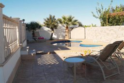 Территория. Кипр, Санрайз Протарас : Уютная вилла с видом на море, с 2-мя спальнями, с бассейном, патио и барбекю