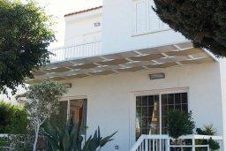 Фасад дома. Кипр, Санрайз Протарас : Прекрасная вилла с 2-мя спальнями, с просторным внутренним двориком с патио и барбекю