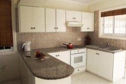 Кухня. Кипр, Санрайз Протарас : Прекрасная вилла с 2-мя спальнями, с просторным внутренним двориком с патио и барбекю