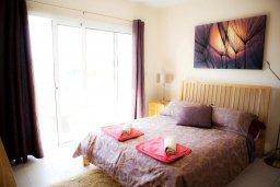 Спальня 2. Кипр, Каппарис : Современный апартамент с 3-мя спальнями, уютным балконом, в комплексе с бассейном и детской площадкой
