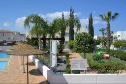Территория. Кипр, Каппарис : Комфортабельный апартамент с 2-мя спальнями, с гостиной и балконом, в комплексе с бассейном и детской площадкой