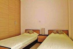 Спальня 2. Кипр, Ларнака город : Прекрасный апартамент недалеко от пляжа, с гостиной, двумя спальнями и балконом