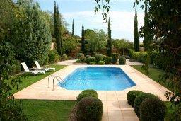 Бассейн. Кипр, Куклия : Прекрасная вилла с бассейном и красивым садом, 3 спальни, 2 ванные комнаты, барбекю, парковка, Wi-Fi