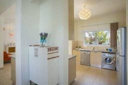 Кухня. Кипр, Фиг Три Бэй Протарас : Современная вилла с 3-мя спальнями, с бассейной, уютной тенистой террасой с патио и барбекю