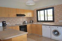 Кухня. Кипр, Полис город : Милая вилла с видом на море, с 3-мя спальнями, с бассейном и зелёным двориком с патио и барбекю