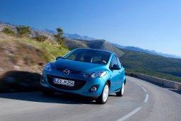 Mazda 2 1.3 автомат : Кипр