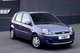 Ford Fiesta 1.4 автомат : Кипр