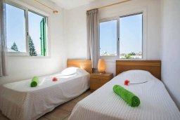 Спальня 2. Кипр, Пернера : Роскошный пентхаус с потрясающим видом на Средиземное море, с 3-мя спальнями, с зелёным двориком, барбекю, расположен прямо на знаменитом пляже Sirena Beach