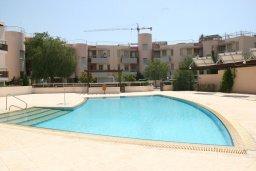 Бассейн. Кипр, Св. Рафаэль Лимассол : Современный апартамент в комплексе с бассейном, с большой гостиной, двумя спальнями и балконом