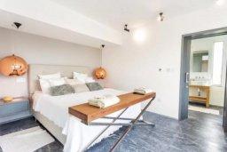 Спальня. Кипр, Св. Рафаэль Лимассол : Превосходные современные апартаменты с 4-мя спальнями в 50-ти метрах от моря с потрясающим панораманым видом на море для 8-ми человек