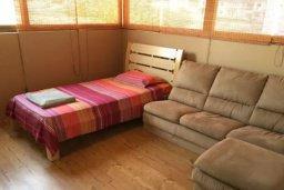 Спальня 3. Кипр, Пиргос : Прекрасная вилла с 3 спальнями, с бассейном, приватным двориком и барбекю