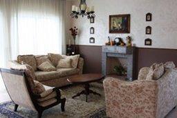 Гостиная. Кипр, Св. Рафаэль Лимассол : Чудесная вилла с 3-мя спальнями, с бассейном, тенистой террасой с патио и барбекю