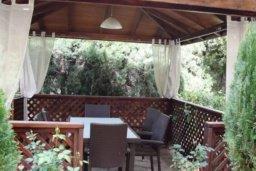 Беседка. Кипр, Св. Рафаэль Лимассол : Симпатичная вилла с 3-мя спальнями, с бассейном, тенистой террасой с патио и барбекю