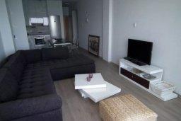 Гостиная. Кипр, Ларнака город : Прекрасно расположенная современная квартира в самом центре города, на набережной с 2-мя спальнями для 4-ти гостей, Лимассол