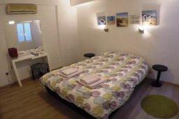 Спальня. Кипр, Ларнака город : Прекрасно расположенная современная квартира в самом центре города, на набережной с 2-мя спальнями для 4-ти гостей, Лимассол