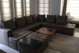 Гостиная. Кипр, Декелия - Пила : Очаровательная вилла с 4-мя спальнями, с бассейном и зелёным садом, расположена в Ларнаке для 11-ти гостей