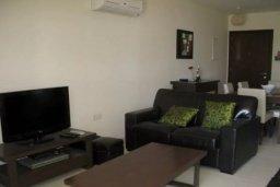 Гостиная. Кипр, Декелия - Пила : Прекрасные апартаменты с 2-мя спальнями в частном комплексе, с общим бассейном и  садом для 5-ти гостей в Ларнаке