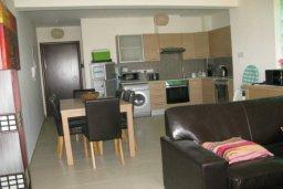 Гостиная. Кипр, Декелия - Пила : Прекрасные апартаменты с 2-мя спальнями в частном комплексе, с общим бассейном и  садом для 4-ти гостей в Ларнаке