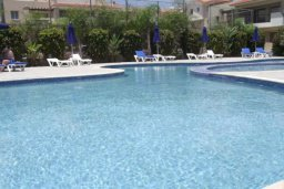 Бассейн. Кипр, Декелия - Пила : Прекрасные апартаменты с 2-мя спальнями в частном комплексе, с общим бассейном и  садом для 4-ти гостей в Ларнаке
