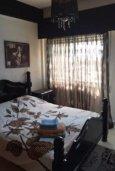 Спальня. Кипр, Св. Рафаэль Лимассол : Уютные апартаменты с 2-мя спальнями для 4-ти гостей всего в 300 метрах от моря, Лимассол
