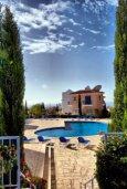 Территория. Кипр, Пейя : Уютные апартаменты с 3-мя спальнями для 5-ти гостей