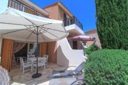 Патио. Кипр, Пейя : Уютные апартаменты с 2-мя спальнями для 6-ти гостей всего в 300 метрах от моря