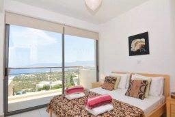Спальня 2. Кипр, Лачи : Очаровательная вилла с панорамным видом на залив Chrysocou и горы Troodos, с 3-мя спальнями, с бассейном, уютной меблированной террасой на крыше, патио и барбекю
