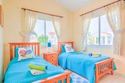 Спальня 3. Кипр, Корал Бэй : Роскошная вилла с 3-мя спальнями, с бассейном, солнечной террасой с патио и барбекю