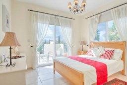 Спальня 2. Кипр, Полис город : Очаровательная вилла с 3 спальнями, с балконом, с тенистой террасой с патио и барбекю, в окружение зелёного сада