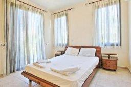 Спальня 3. Кипр, Хлорака : Прекрасная вилла с 4-мя спальнями, с бассейном и двориком, расположена в Пафосе для 8-ти гостей