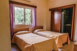 Спальня 3. Кипр, Св.Георг : Очаровательная вилла с 3 спальнями с для 6-ти гостей с бассейном и садом